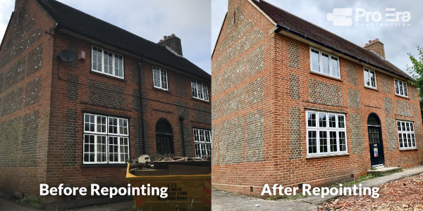 Repointing companies in Berkshire